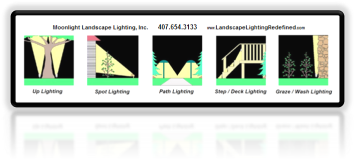 Moonlight landscape lighting inc image007g aloadofball Choice Image